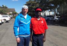 г. Хараре - столица Зимбабве