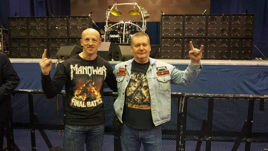 The concert Manowar